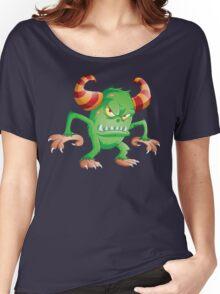 Halloween Monster 3 Women's Relaxed Fit T-Shirt