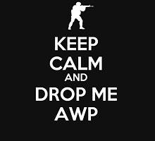 Counter Strike keep calm awp Unisex T-Shirt