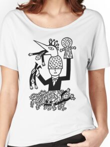 Anatomically correct Women's Relaxed Fit T-Shirt