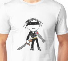 Helena Draws The Winter Soldier Unisex T-Shirt