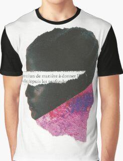 Le Nubian  Graphic T-Shirt