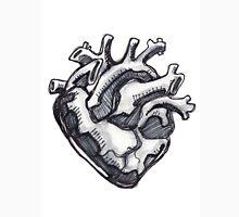 Human heart ink drawing Unisex T-Shirt