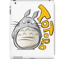Totoro! iPad Case/Skin