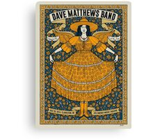 Dave Matthews Band - DTE Energy Music Theatre 2016 (New Collection) Canvas Print
