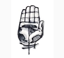 Human hand illustration Unisex T-Shirt