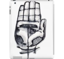 Human hand illustration iPad Case/Skin