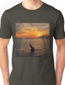 Mermaid Sunset  Unisex T-Shirt