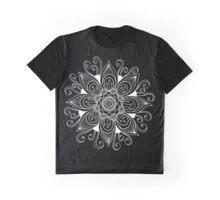 Floral mandala ornament Graphic T-Shirt