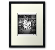Great Manic-Depression Framed Print