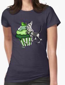 Kitty von cupcake Womens Fitted T-Shirt