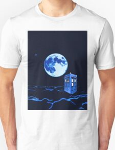 tardis in the sky Unisex T-Shirt