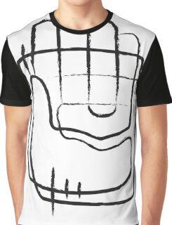 Human hand abstract illustration Graphic T-Shirt