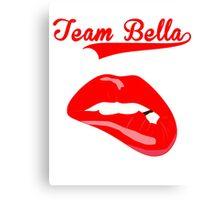 Team Bella! Canvas Print
