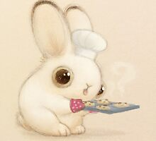 Baker Bunny by Heathersketcheroos !