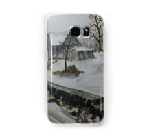 Neighbors Shed Samsung Galaxy Case/Skin