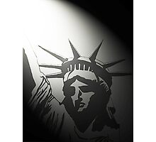 Liberty Light Photographic Print