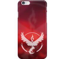 Team Valor Pokémon Go logo phone case iPhone Case/Skin