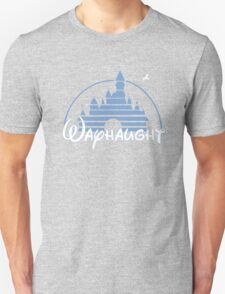 WayHaught - Cartoon version.  Unisex T-Shirt