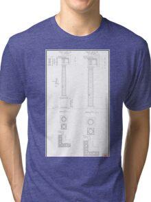 doric order Tri-blend T-Shirt