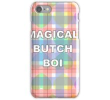 Magical Butch Boi iPhone Case/Skin