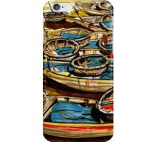 Vietnamise boats iPhone Case/Skin