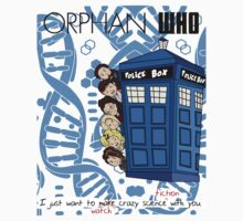 Orphan Who by tazpants