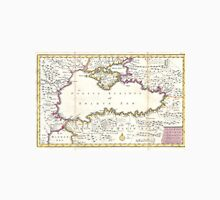 Vintage Map of The Black Sea (1747) Unisex T-Shirt