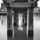 Southbank Pier by JimmyAmerica