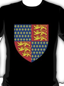 England's Coat of Arms circa 1340 T-Shirt