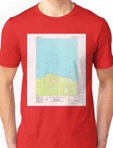 USGS TOPO Map Alaska AK Sumdum A-6 359365 1948 63360 T-Shirt