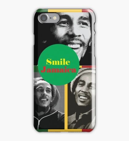 Smile Jamaica iPhone Case/Skin