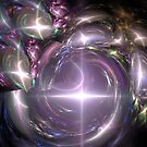 Bright Galaxies by happypattern