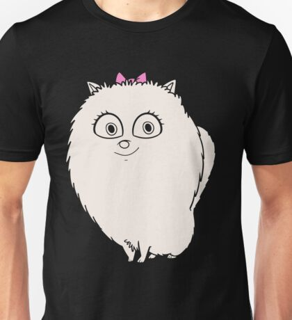 Gidget From The Secret Life of Pets Unisex T-Shirt
