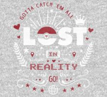 Lost In Reality  Baby Tee