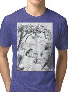 drawing_03 Tri-blend T-Shirt