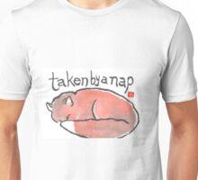 Napping Fox Unisex T-Shirt