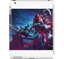 Katarina Fan Art / League Of Legends iPad Case/Skin