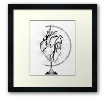 Love Wins Framed Print