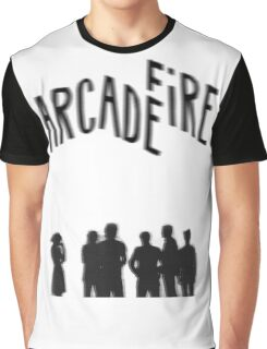 Arcade Fire  Graphic T-Shirt