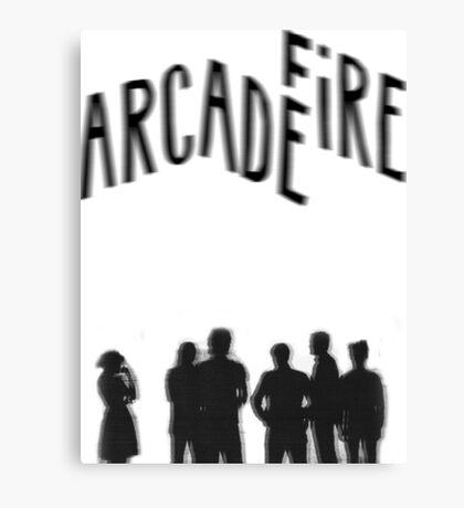 Arcade Fire  Canvas Print