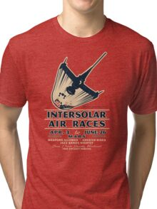 Intersolar Swordfish  Tri-blend T-Shirt