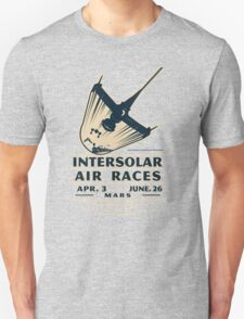 Intersolar Swordfish  Unisex T-Shirt