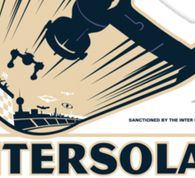 Intersolar Swordfish  Sticker