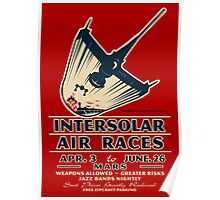 Intersolar Swordfish Print Poster