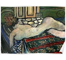 RECLINING NUDE(C1998) Poster