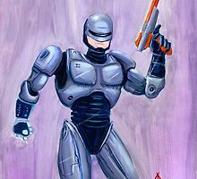 ROBcop by AvedonArcade
