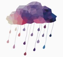 Raindrop Cloud One Piece - Long Sleeve