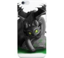 Night Stalker iPhone Case/Skin