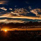 Redmond sunset 105 by Richard Bozarth