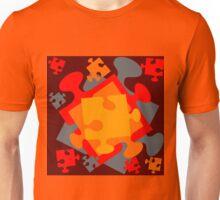 Jigsaw Jumble Unisex T-Shirt